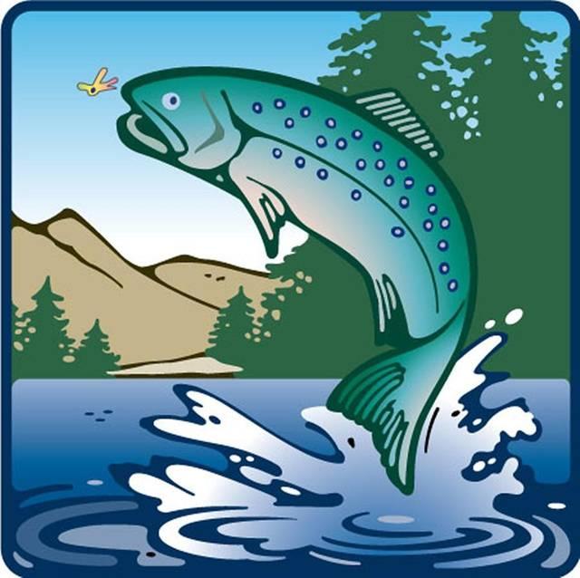 Bass Lake gets 50,000 kokanee.