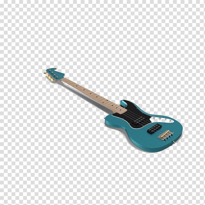 Bass guitar Ukulele Electric guitar, Bass guitar transparent.
