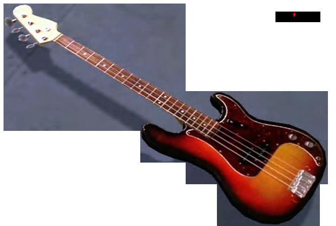 Dead Rising Bass Guitar.png #12168.