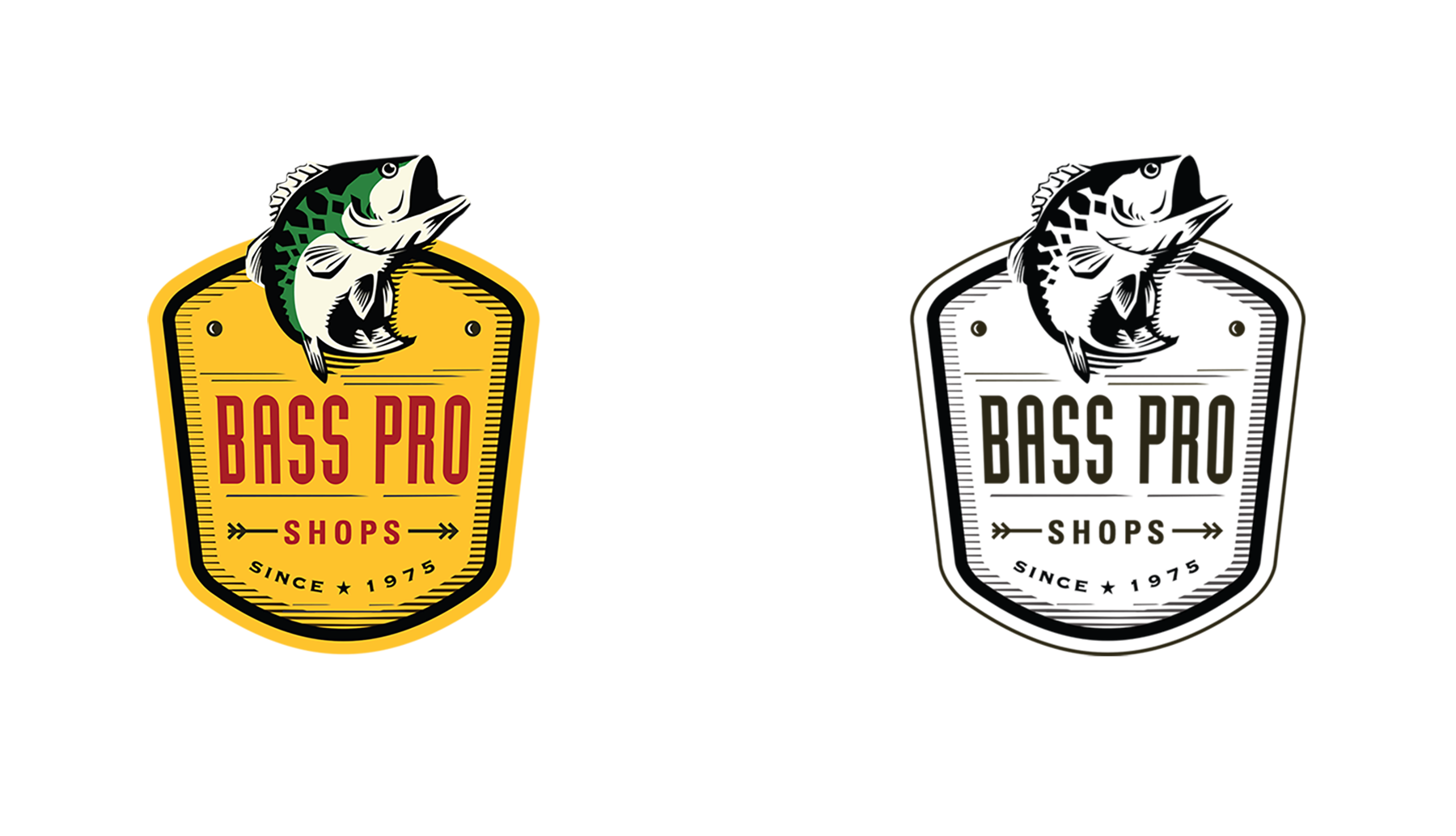 Bass Pro Shop Logos.