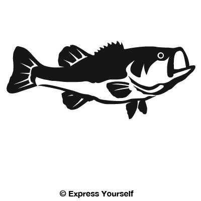 fishing silhouette.