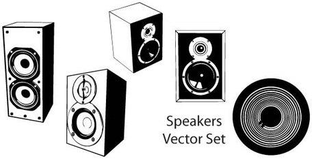 Speaker Clip Art Free.