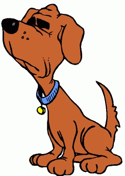Old Dog Clipart#1980877.