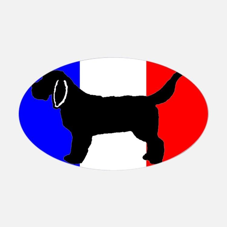Basset Fauve De Bretagne Stickers.