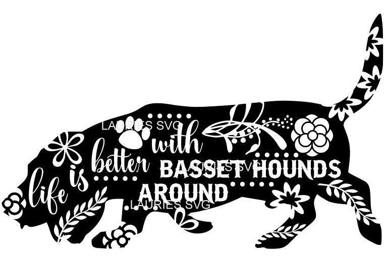 Basset Hound PNG Images Transparent Free Download.