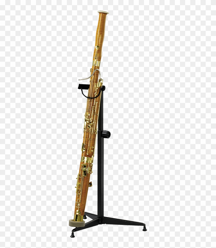 Bassoon And Bass Clarinet Stands.