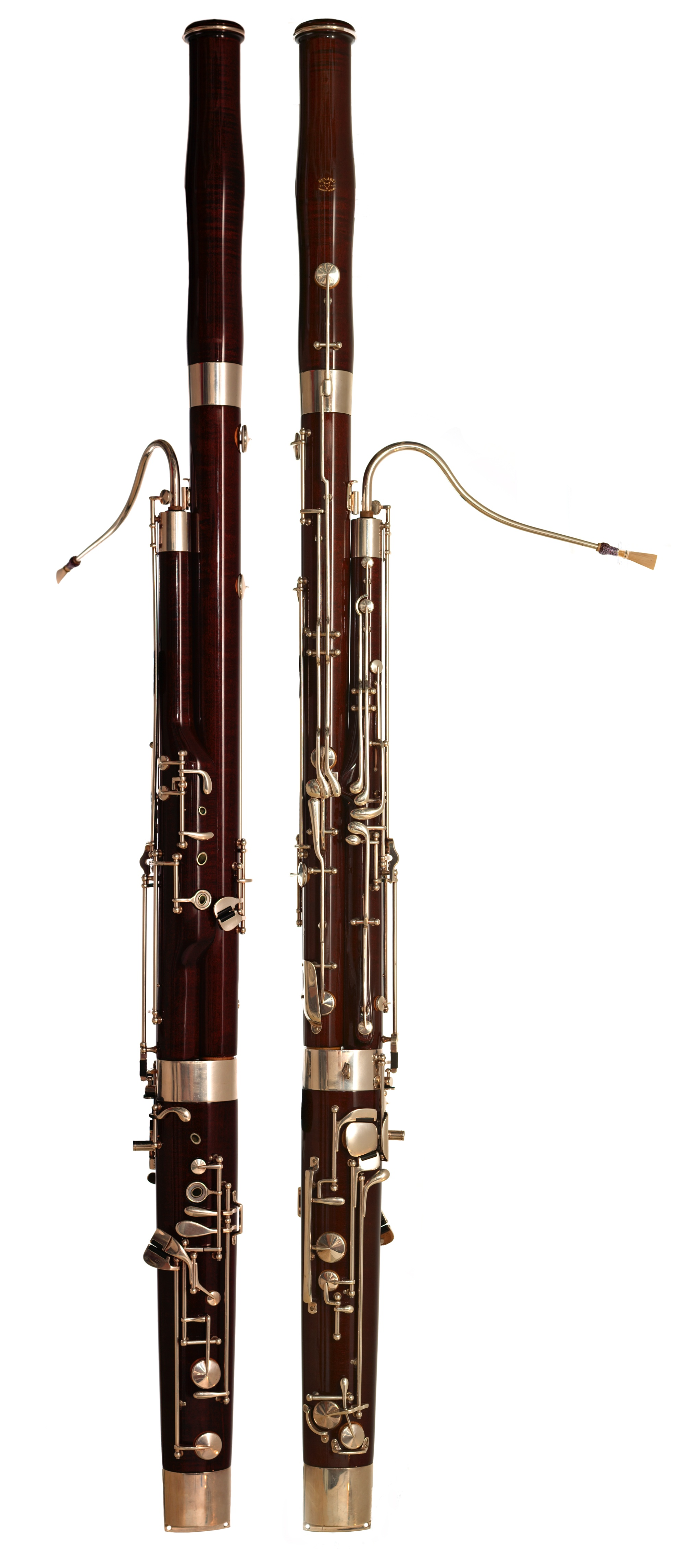 Bassoon PNG Images.