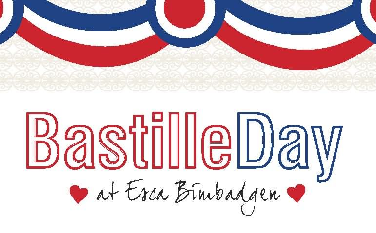 Bastille Day Wishes Clipart.