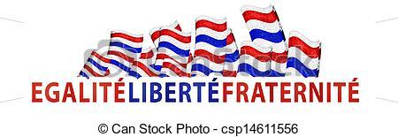 Stock Images of Bastille Day Desgin.