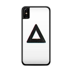 Bastille Logo White iPhone XS Max Case.