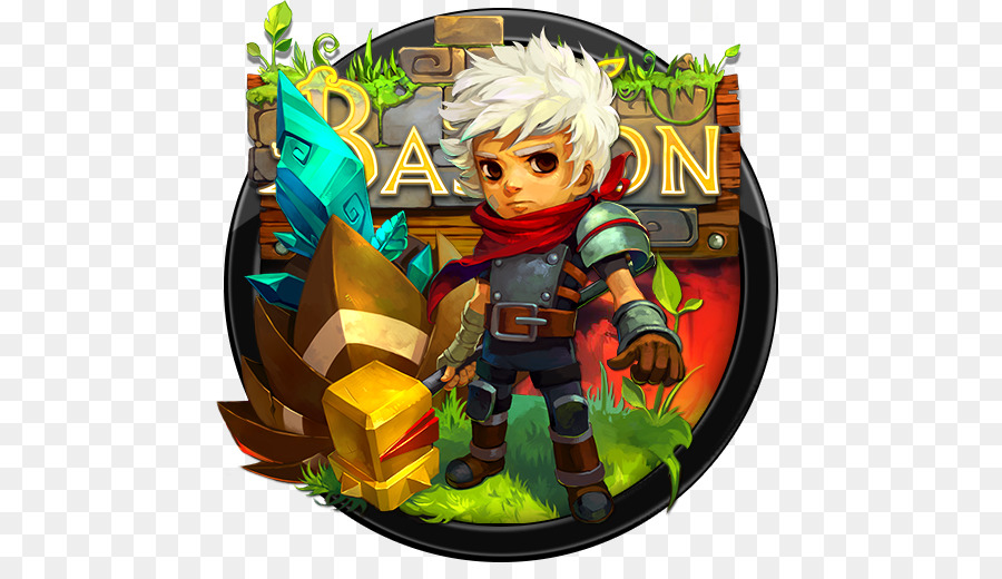 Bastion Toy png download.