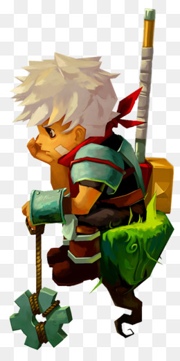 Free download Bastion Cartoon png..