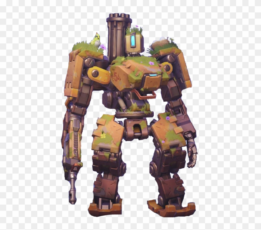 Overwatch Bastion Png.
