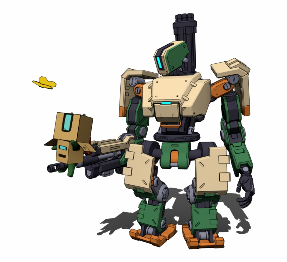 Bastion Overwatch Png Library.