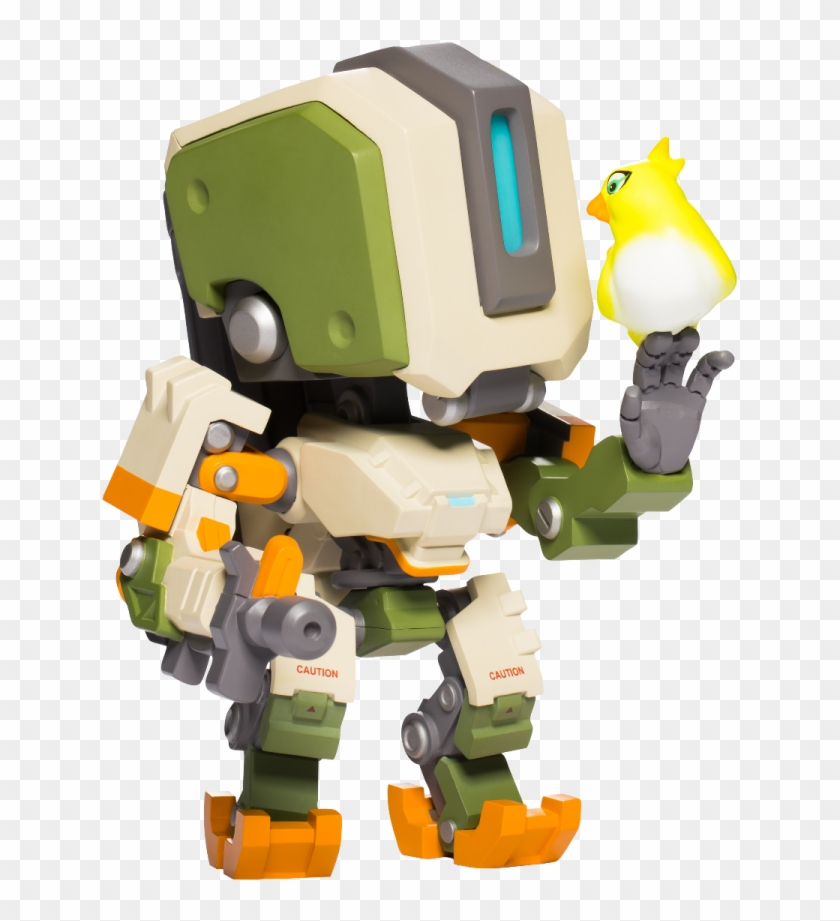 Blizzard Cute But Deadly Colossal Overwatch Bastion.