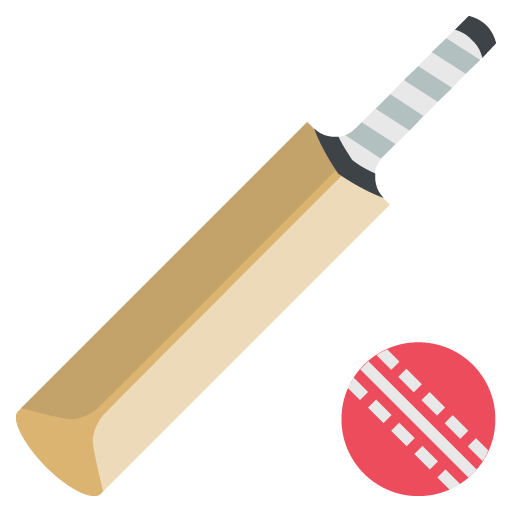 Bat And Ball Clipart.