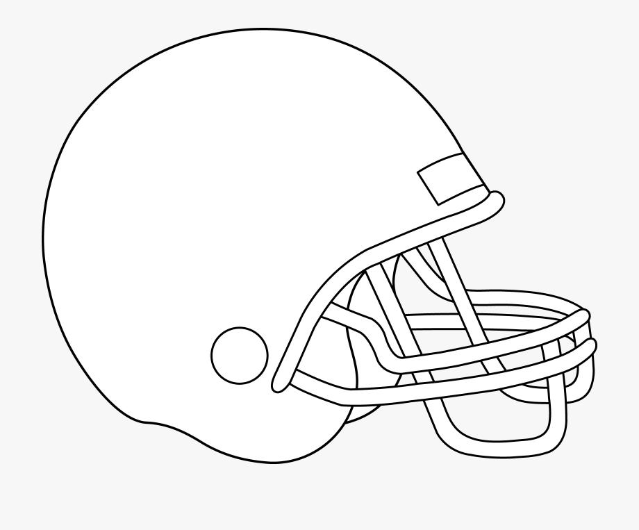 Helmet Clipart Blank.