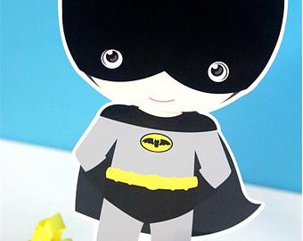 Batboy Clipart.