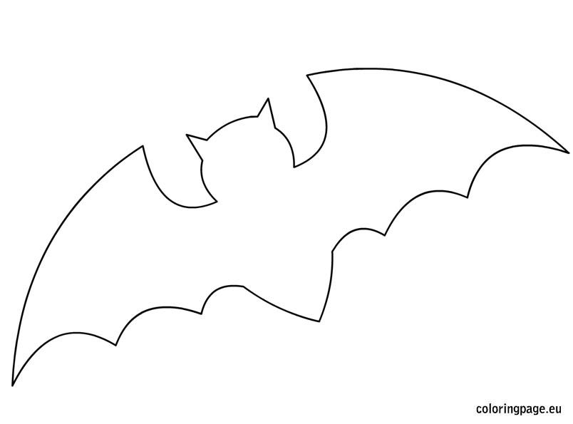 Bat Clipart Outline (94+ images in Collection) Page 2.