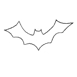Free Bat Outline Cliparts, Download Free Clip Art, Free Clip Art on.