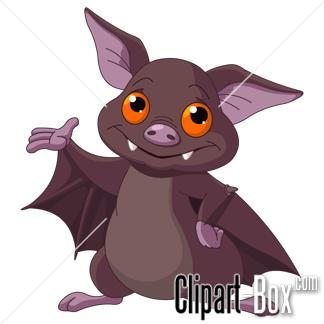 bats clip art.
