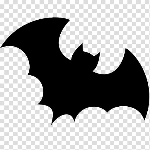 Halloween Icon, Bat Free transparent background PNG clipart.