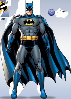 Bat man clipart.