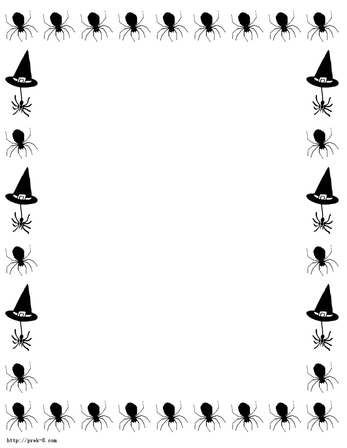 Free Free Halloween Border, Download Free Clip Art, Free.