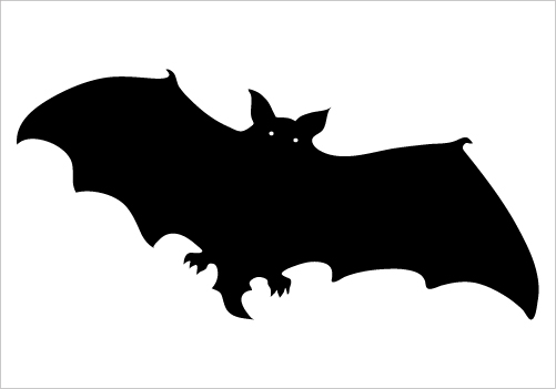 Silhouette Clipart Image.