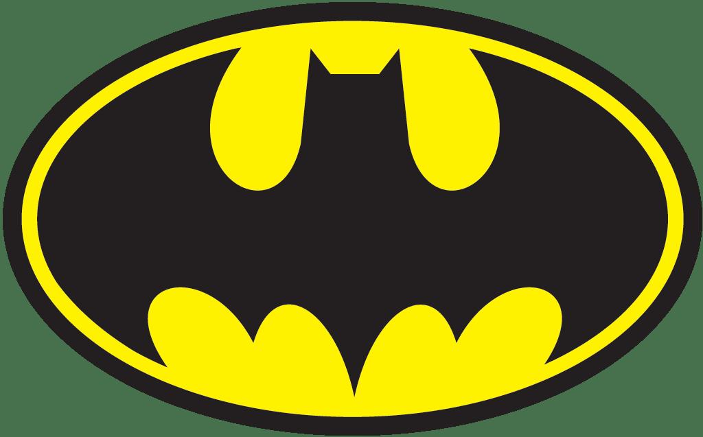 Batman Logo transparent PNG.