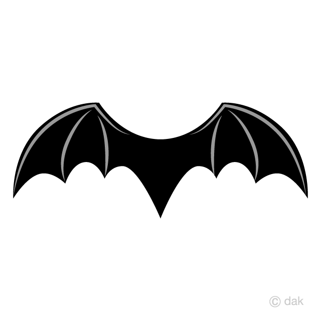 Bat Wings Clipart Free Picture|Illustoon.