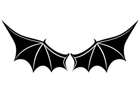 7,143 Bat Wings Stock Illustrations, Cliparts And Royalty Free Bat.