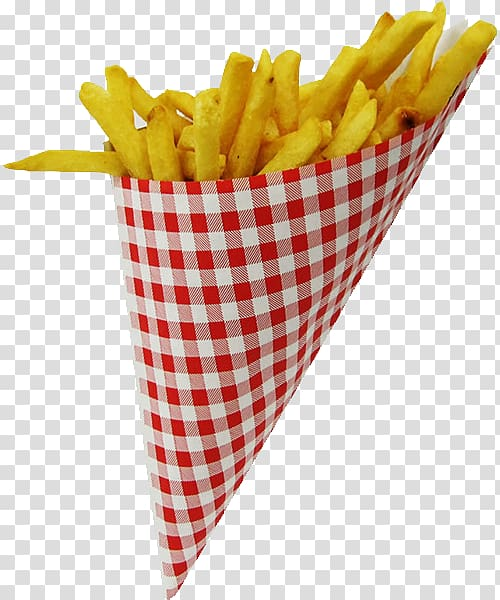 French fries Paper Fish and chips Cone Potato, batata FRITA.