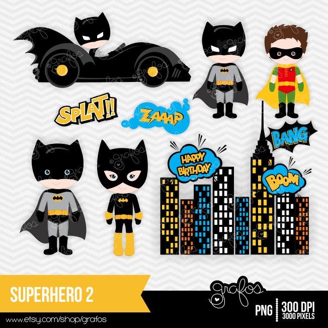 Batmans car clipart.