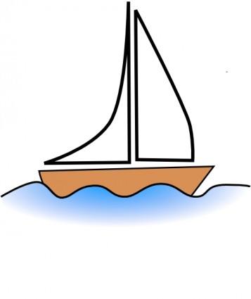Clipart bateau » Clipart Station.