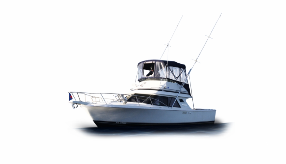 Fishing Boat For Excursion Png.