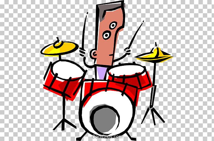 Tambores música baterista arte, tambores PNG Clipart.