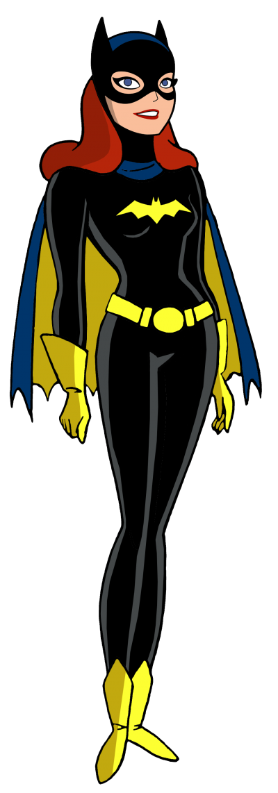 Download BATGIRL Free PNG transparent image and clipart.