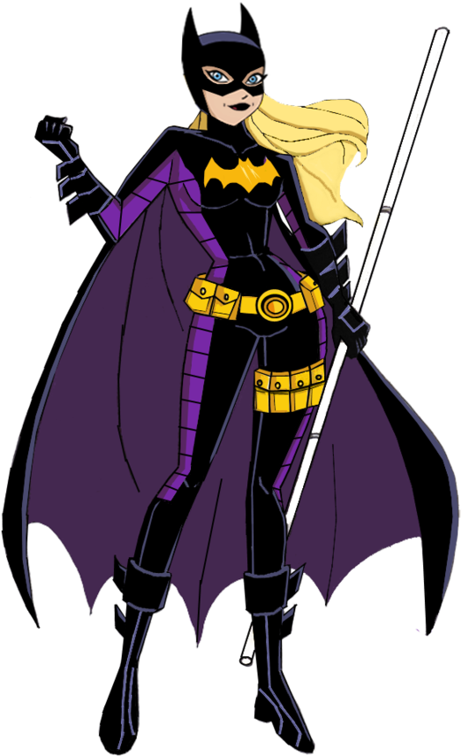 Download Batgirl Clipart Png File.