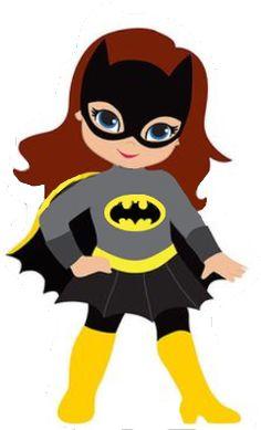 125 Best Batgirl Printables images.