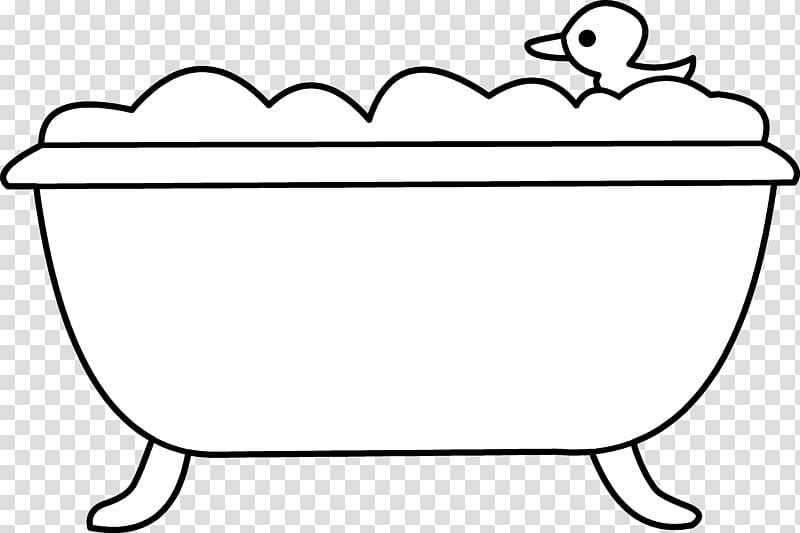 Bathtub Bathroom Bubble bath , Tub transparent background.