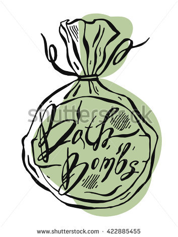 Bath Bombs Stock Vectors, Images & Vector Art.