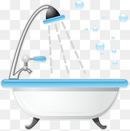 Bathtub Vector Png, Vector, PSD, and Clipart With Transparent.