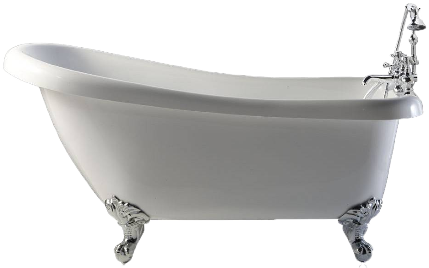 White classic bath png #44763.