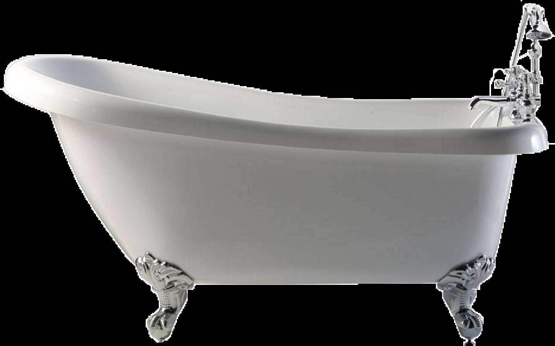 White classic bath png #44763.