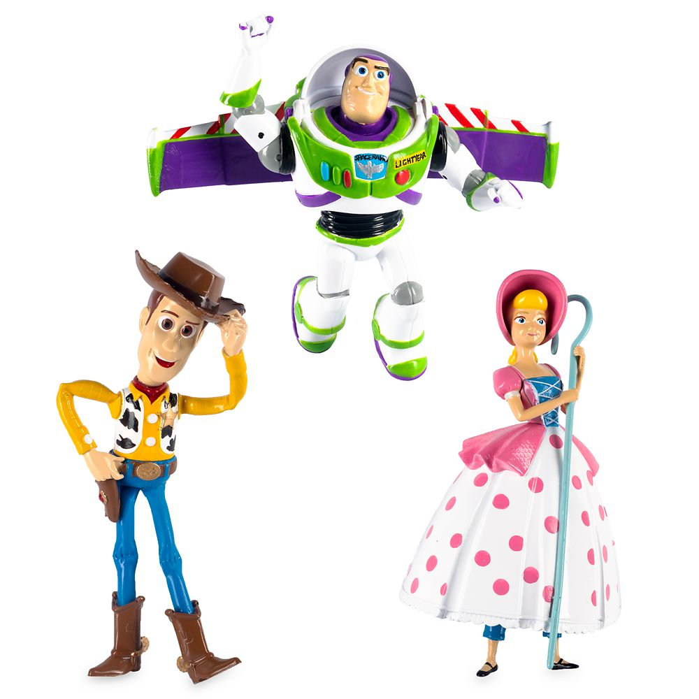Toy Story Dive Characters.