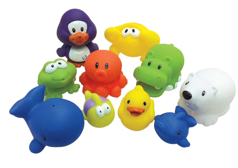 Bath Toy Ideas.