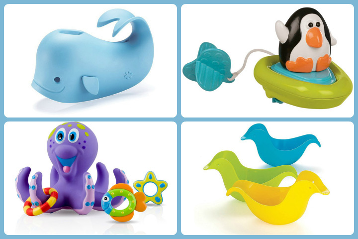 10 Best Bath Toys For Toddlers.