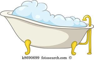 Tub clipart #2