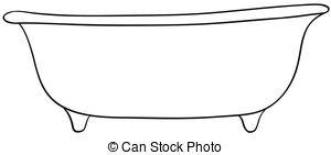 Bathtub Stock Illustrations. 4,990 Bathtub clip art images and.